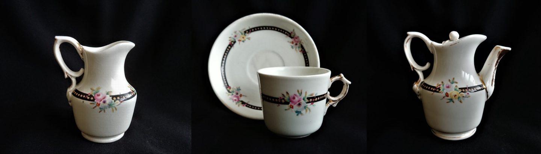 022 – talíř hluboký, ručně domalovaný
